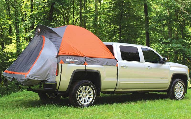 Rightline Gear Truck Tent- 2015 and newer Chevy Colorado and GMC Canyon