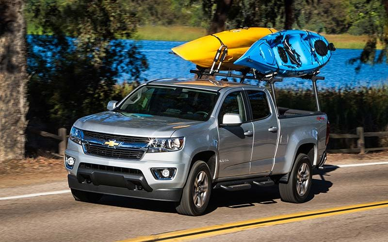 Road Test: Chevrolet Colorado Z71