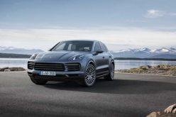 All-New Third Generation Porsche Cayenne Makes Global Debut
