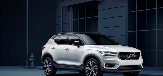 Volvo Unveils the All-New XC40 Luxury Compact SUV