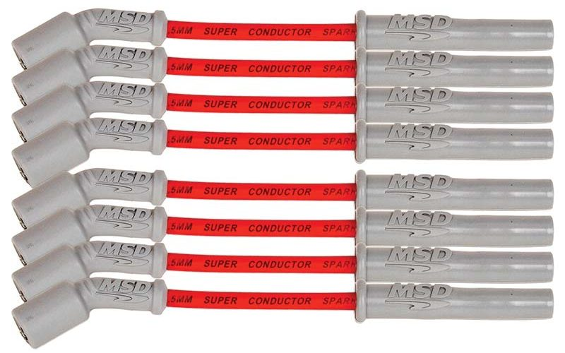 MSD Gen 5 LT1 Plug Wire Kit