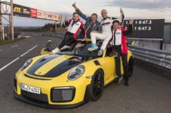 Porsche GT2 RS Is Now the Fastest 911 Model of All Time