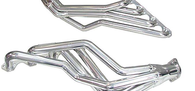 BBK Long Tube Headers for Ford Mustang