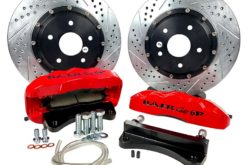 Baer Introduces 14-In. Pro+ Brake System for Jeep Wrangler JK