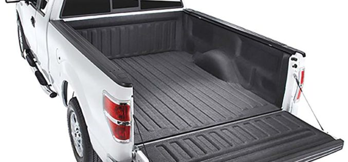 BedRug's BedTred Pro Series Truck Bed Liner