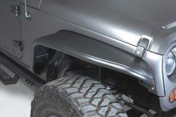 Bushwacker Premium Aluminum Fender Flares