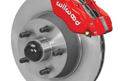 Wilwood Early Mustang Classic Series Front Disc Brake Performance Upgrade Kit