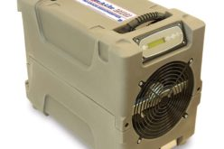 Flex-a-lite 200 Dehumidifier Helps Control Humidity in Garages