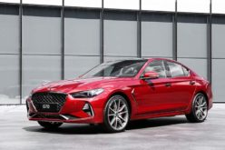 Genesis Unveils All-New G70 Luxury Sport Sedan