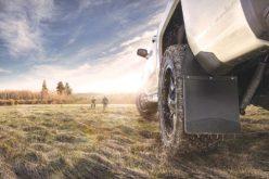 Husky Liners New Kickback Mud Flaps