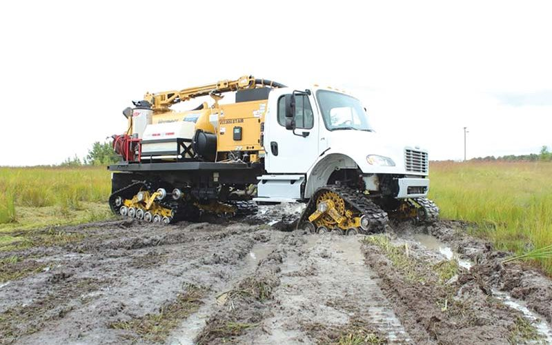 Mattracks Expands Track Offerings for Truck Applications with 400M1A1 Model