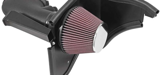 K&N AirCharger Intake System for 2008-2013 BMW M3