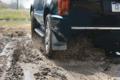 All-New No-Drill MudFlaps from WeatherTech