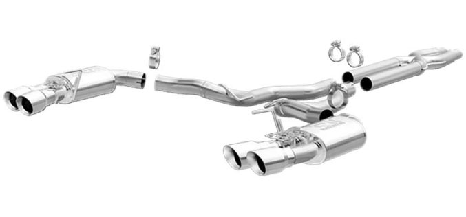 Magnaflow Offering Exhaust System for New 2016 Shelby GT350