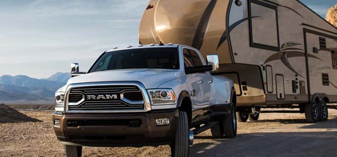 New 2018 Ram 3500 Heavy Duty Offers Highest Torque Rating Ever