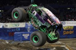 Monster of an Experience – My day as a Monster Jam Judge