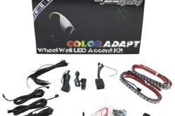 Race Sport ColorADAPT Wheel Well LED Accent Kit