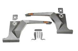 Rugged Ridge XHD Steel Armor Fenders