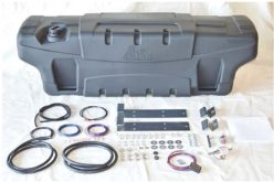 Travel Trekker Auxiliary Fuel System from Titan Fuel Tanks