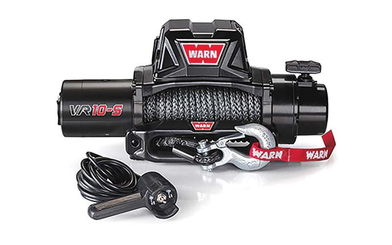 Warn Introduces the New Generation of VR Winches