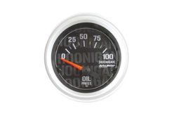 Auto Meter Now Offering Officially Licenced Hoonigan Series Gauges