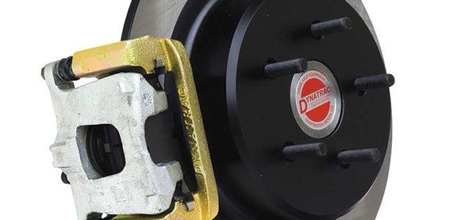 Dynatrac's ProGrip Brake System for Wrangler JK