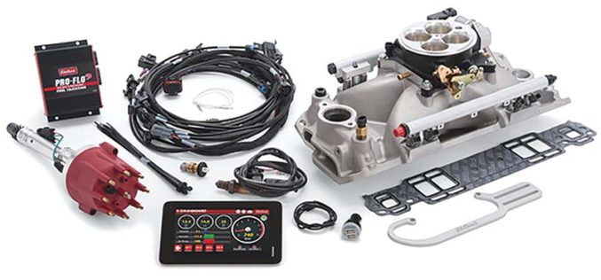 Edelbrock Pro-Flo 3 EFI Systems for Chevy Applications