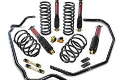 Eibach Pro-Touring Suspension System Designed Specifically for Muscle Cars
