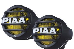 New Ion Yellow LP Series LED Lights from PIAA