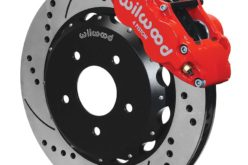 Wilwood Superlite 4R Front Big Brake Kits for Jeep JK