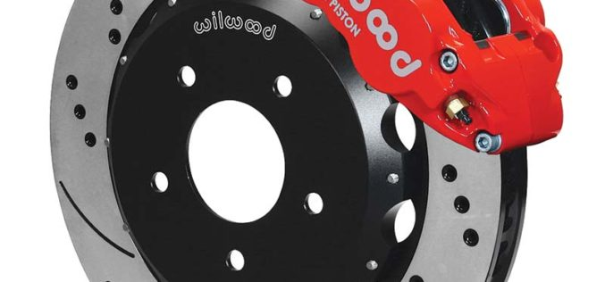 Wilwood Superlite 4R Front Big Brake Kits for Jeep JK