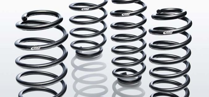 Eibach's PRO-KIT Performance Springs Available for 2017 Camaro
