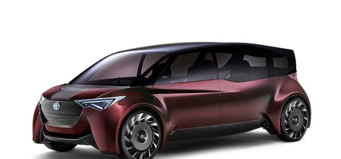 Toyota Launches Fine-Comfort Ride Concept Vehicle