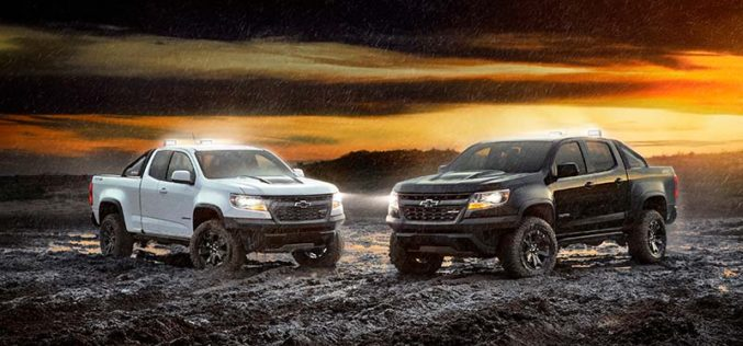 Chevrolet Expands Midsize Truck Lineup with New Colorado ZR2 Offerings
