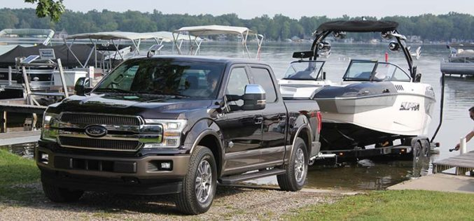 2018 Ford F-150: Constant Innovation