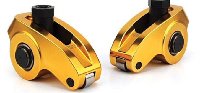 COMP Cams Ultra-Gold ARC Series Aluminum Rocker Arms