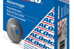 ACDelco Advantage Coated Rotors