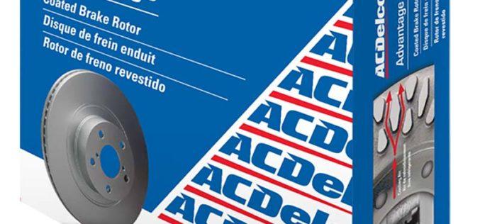 ACDelco Advantage Coated Rotors