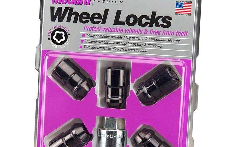 McGard Jeep Wrangler 5-Lock Sets