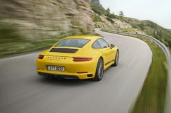 New 2018 Porsche 911 Carrera T Unveiled
