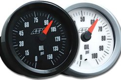 AEM Analog Style Oil Pressure Gauge