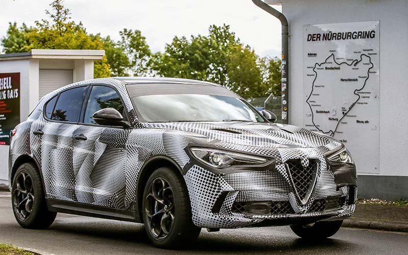 2018 Alfa Romeo Stelvio Quadrifoglio Claims World's Fastest Production SUV Crown