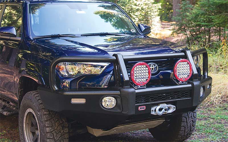 Jeep Lift Kits >> ARB USA Summit Bull Bar | Plus Automotive Network