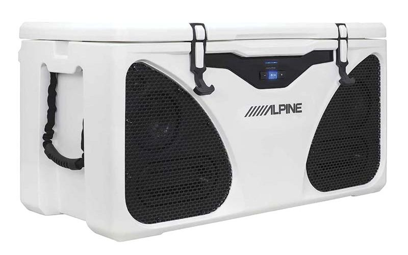 Alpine ICE (In-Cooler Entertainment)