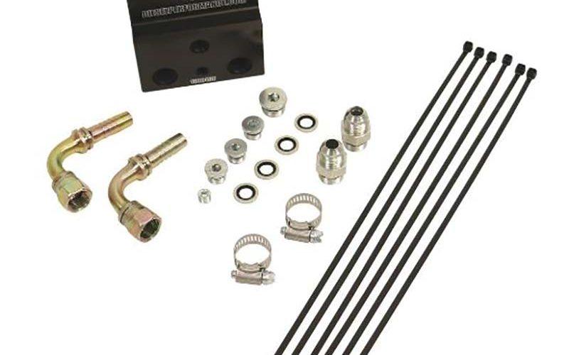 BD Diesel Fuel Bowl Delete Kits for Dodge/Ram Cummins
