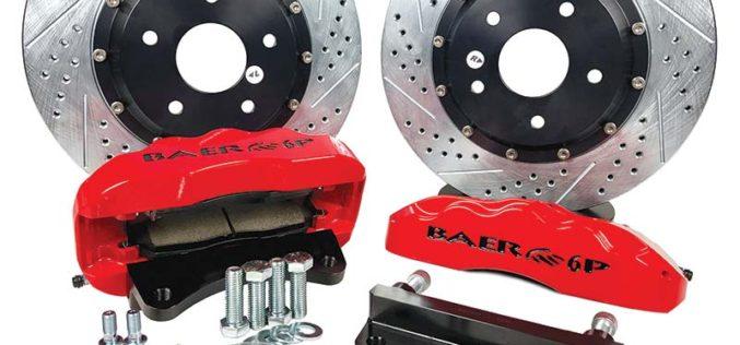 Baer Introduces 14-In. Pro+ Brake System for Jeep Wrangler JK