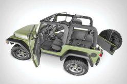 Bedrug Jeep BedTred Floor Liner