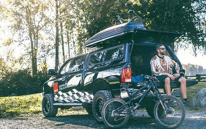 Cap-it Bull Dog Truck Canopy