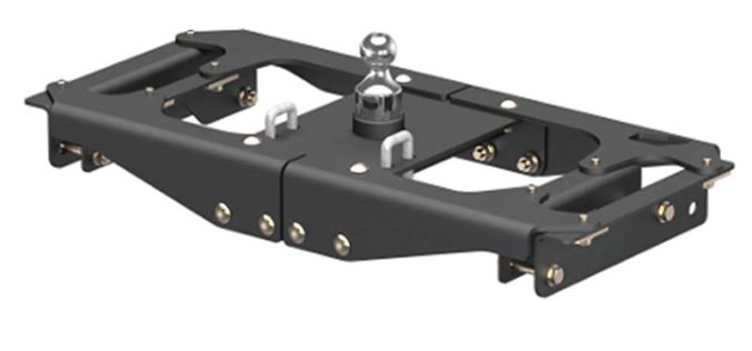CURT Manufacturing's Brand New Gooseneck Hitch for Ford Super Duty
