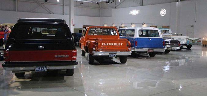 GM Truck Heritage Center